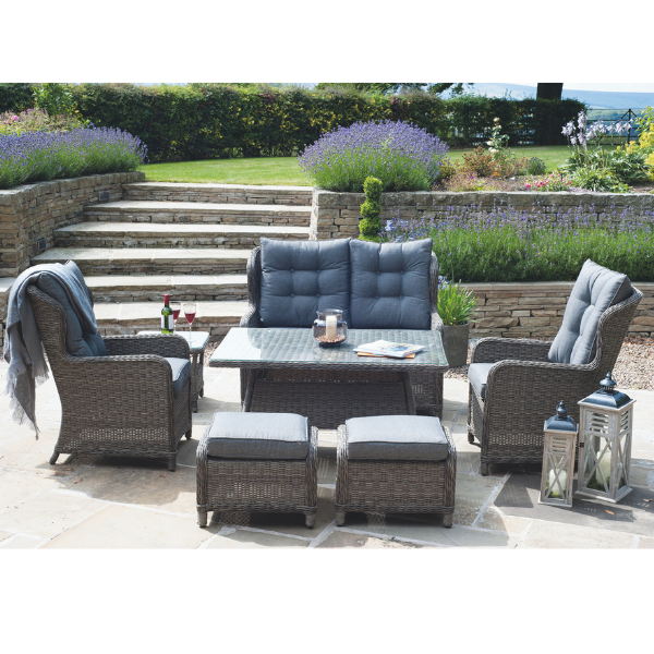 Luxury Garden Dining set