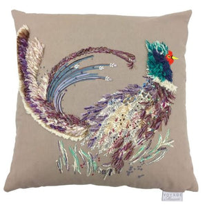 Phillip Pheasant Cushion
