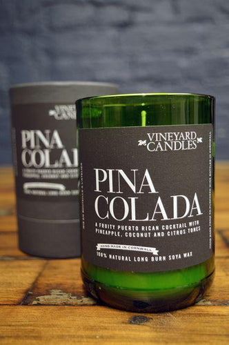 Pina Colada Vineyard Candle