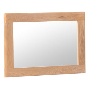 Nordic Wall Mirror Small - Oak or Painted
