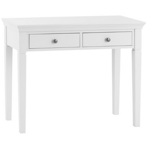 Swan Dressing Table (White/Grey)