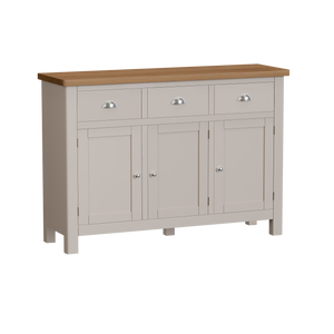 Dove 3 Door 3 Drawer Sideboard