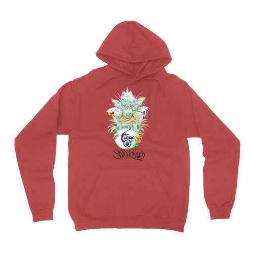 Sina Fuego Pull Over Hoodie