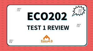 2018FALL-ECO202 TEST 1 REVIEW EARLY BIRD