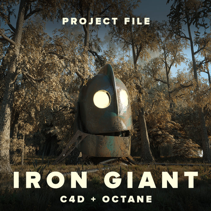 Iron Giant - Project File