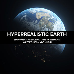 HyperRealistic Earth