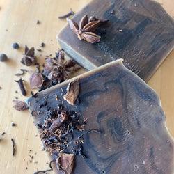 DIRTY CHAI NATURAL SOAP BAR
