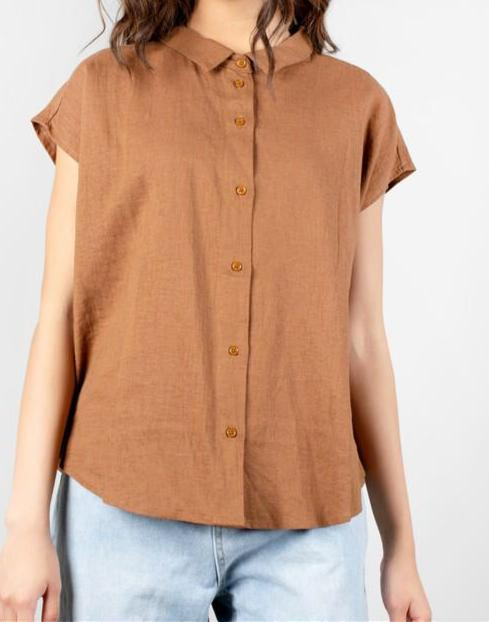 BENNETT BUTTON DOWN TOP