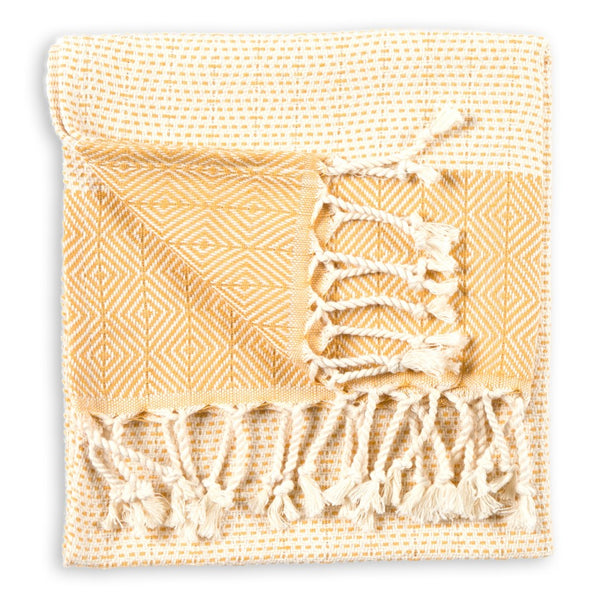 FAIR TRADE 100% COTTON HAND TOWEL