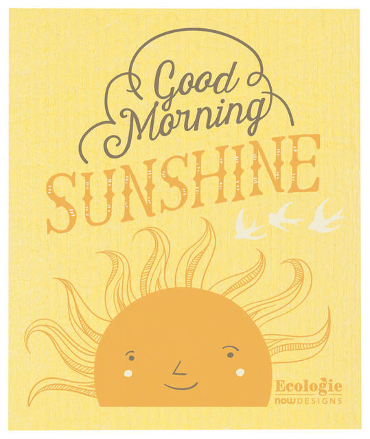 GOOD MORNING SUN ECOLOGIE SWEDISH SPONGE CLOTH
