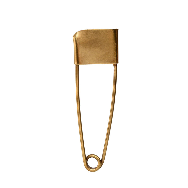 BRASS SAFETY PIN LARGE