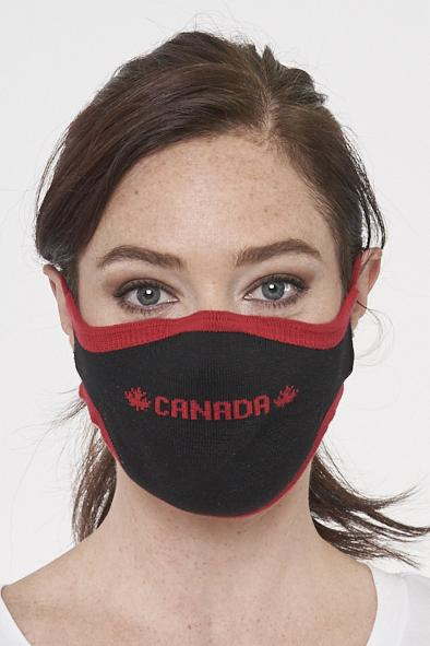 CANADA FACE MASK KNIT