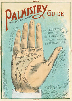 PALMISTRY GIFT WRAP