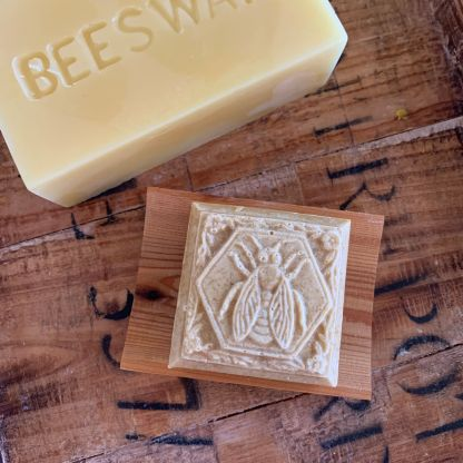 OAT/HONEY BEE NATURAL SOAP BAR