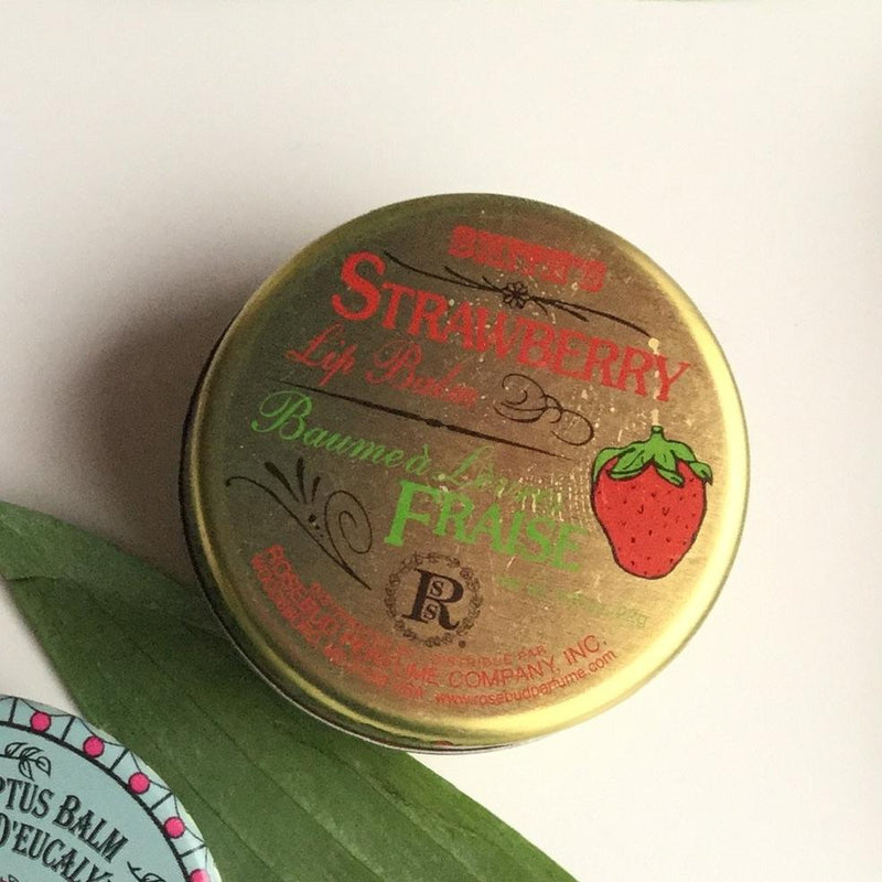 SMITHS STRAWBERRY LIP BALM