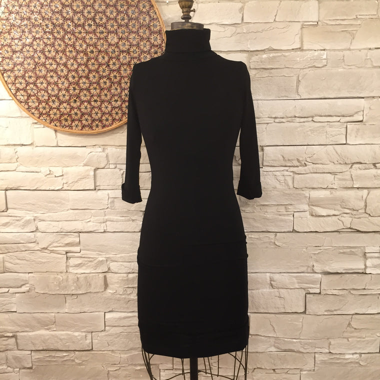 DRESS BAMBOO TURTLENECK