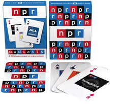 PODCAST TILES PLAYING CARDS