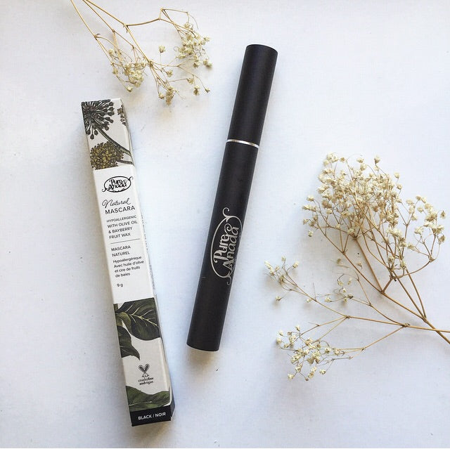 ALL NATURAL VEGAN MASCARA
