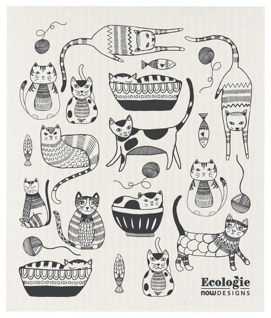 PURR PARTY ECOLOGIE SWEDISH CLOTH