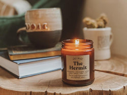 THE HERMIT SOY CANDLE
