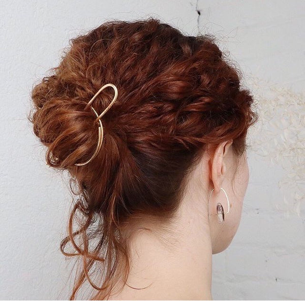 HAIR PIN RING SET