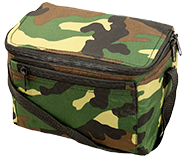OHMINT Camo Lunch Box