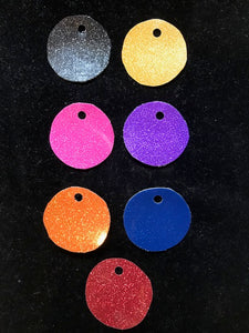 large Glitter Embroidery
