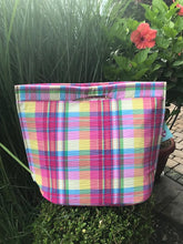 OHMINT Mini lizzie Tote Popsicle Plaid