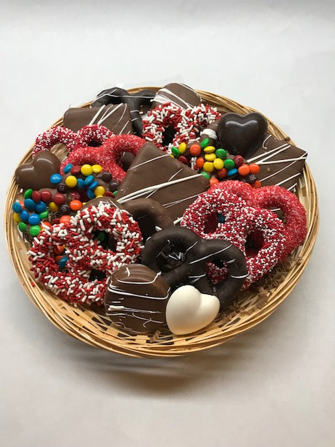 Chocolate covered assortment
