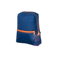 OHMINT Small Backpack Navy Orange