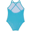 Aqua Girls' Criss Cross Back Swimsuit UPF 50+ Sun Pop Life®