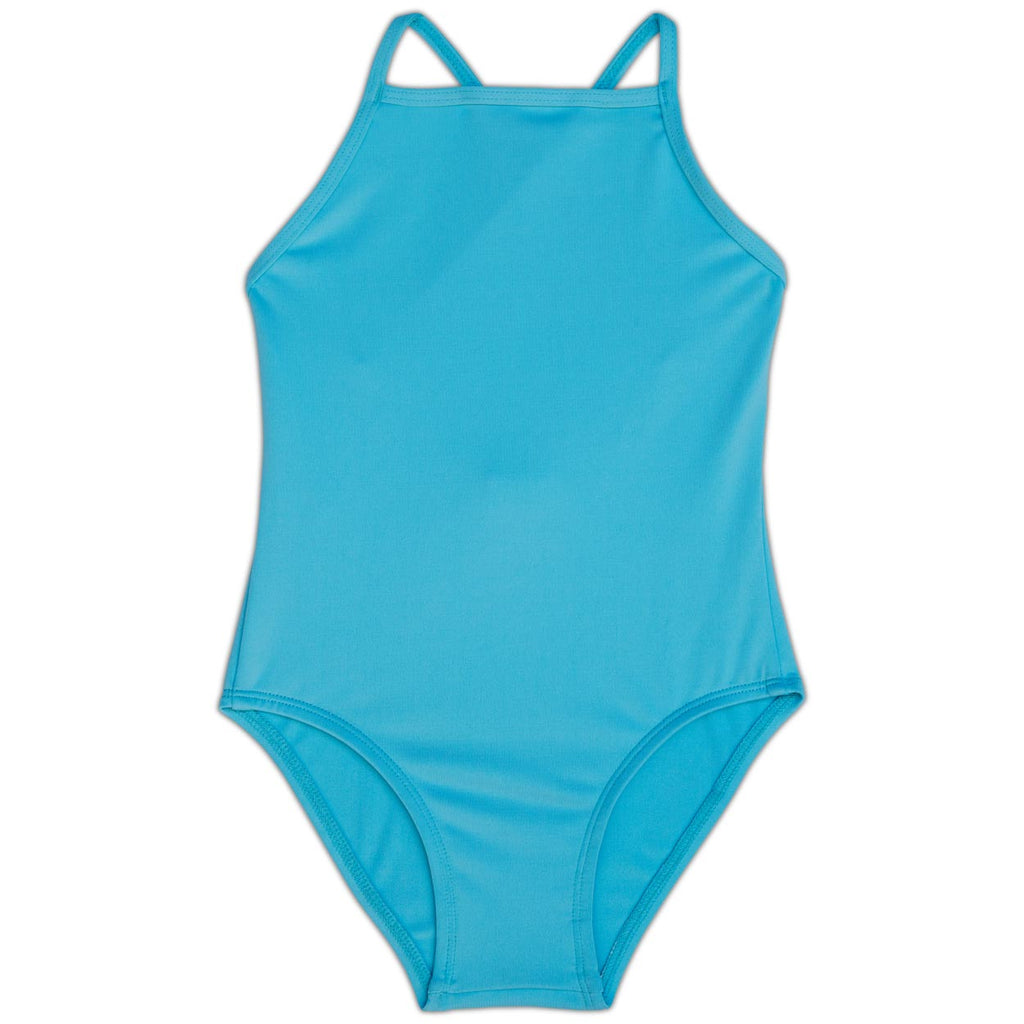 Aqua Girls' Swimsuit UPF 50+ Sun Pop Life®