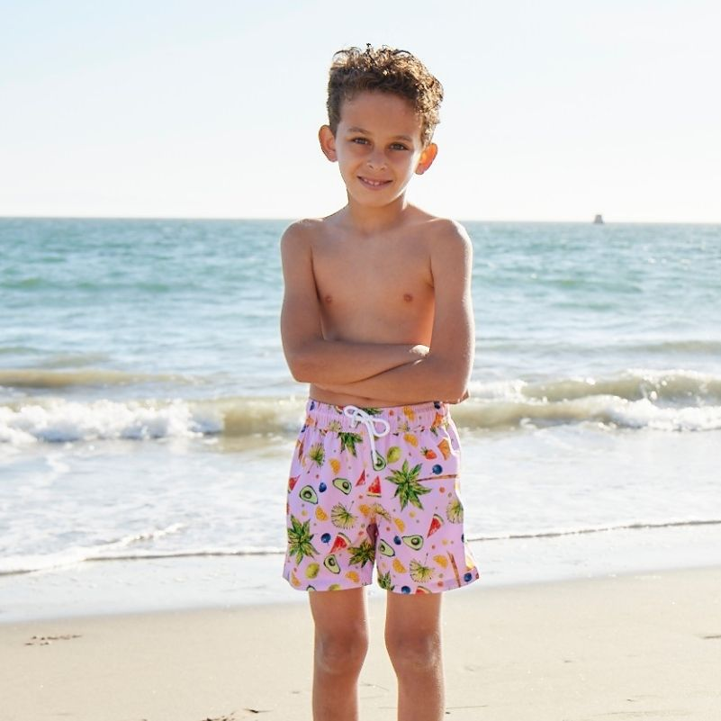 Fruits' Swim Shorts for Boys UPF 50