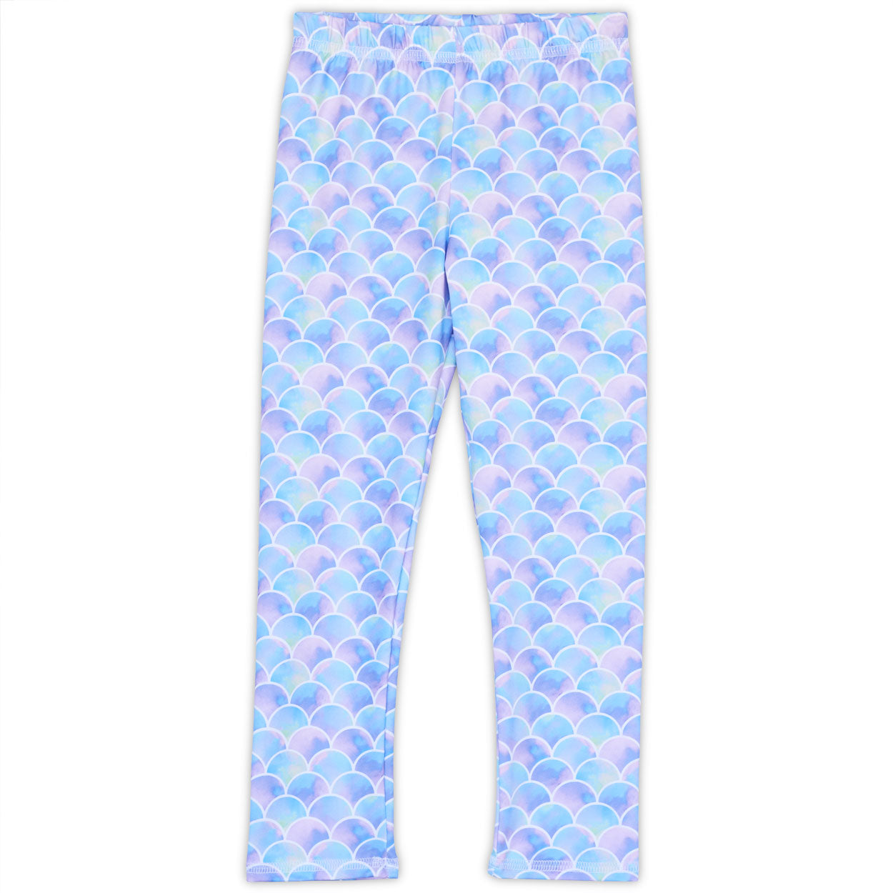 Scalie Girlie Hybrid Kids Leggings UPF 50+