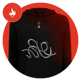 King Jay Lace Youth Hoodie