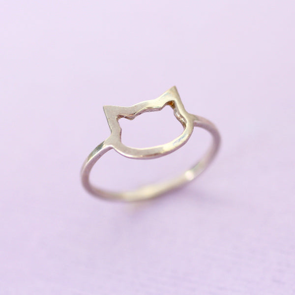 The Purrfect Cat Ring