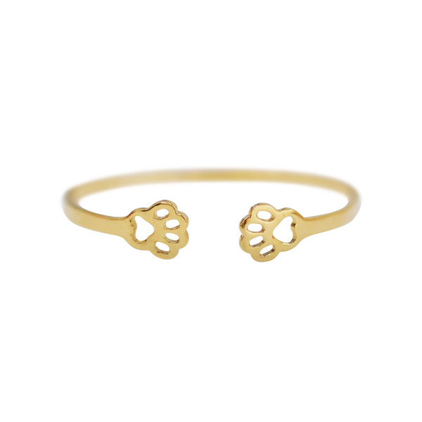 The Pawfect Cuff Bracelet