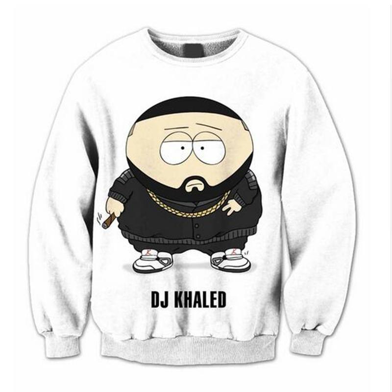 DJ Khaled South Park Sweatshirt