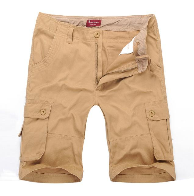 man plus size shorts men:MAX waist 117CM 30-40 42 44 46 L-XXXL 4XL 5XL 6XL summer 2014 male loose overalls men's trousers