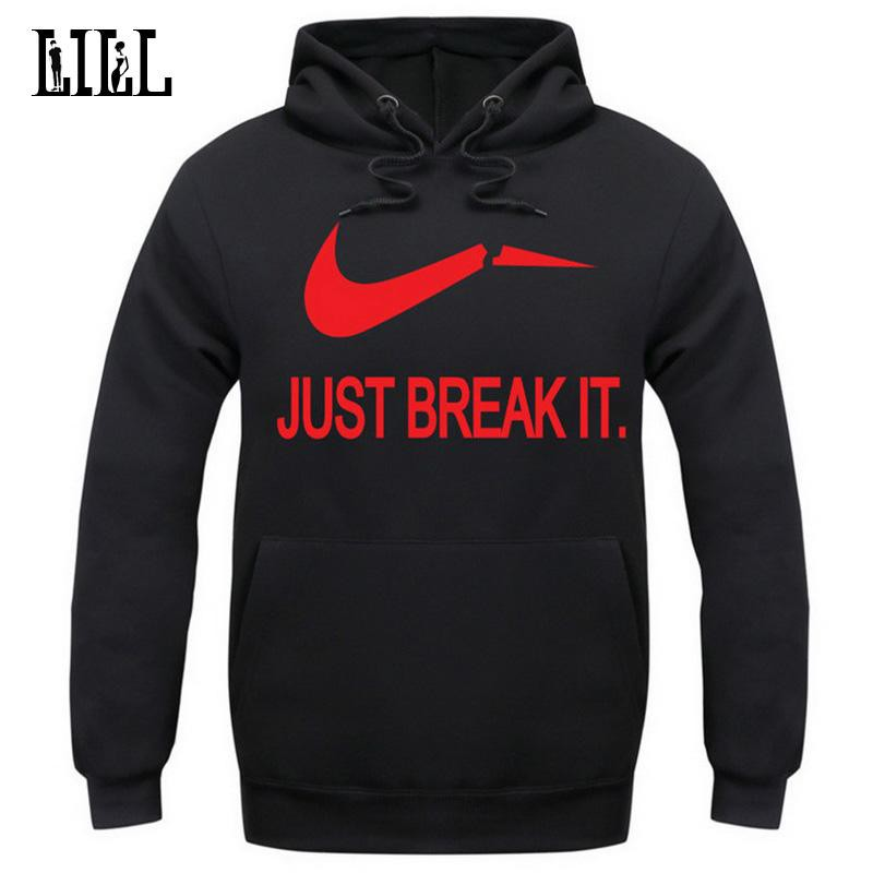 New Just Break It Hoodie 2018