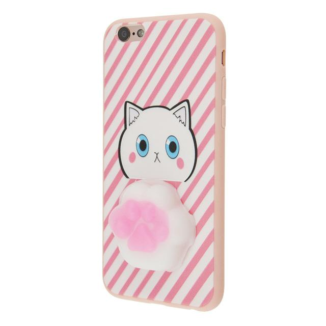 All iPhone Cases With Soft Squishy Cats On The Back