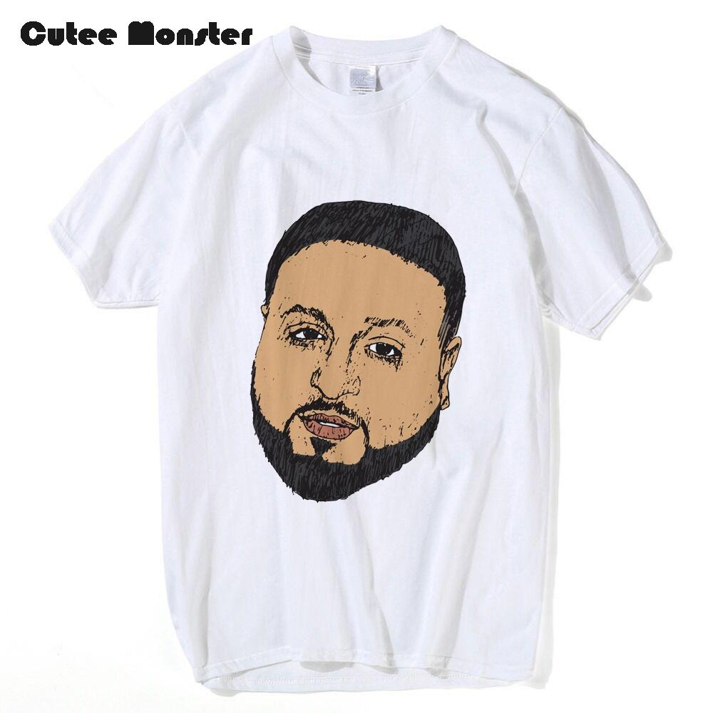 DJ Khaled Head T Shirt