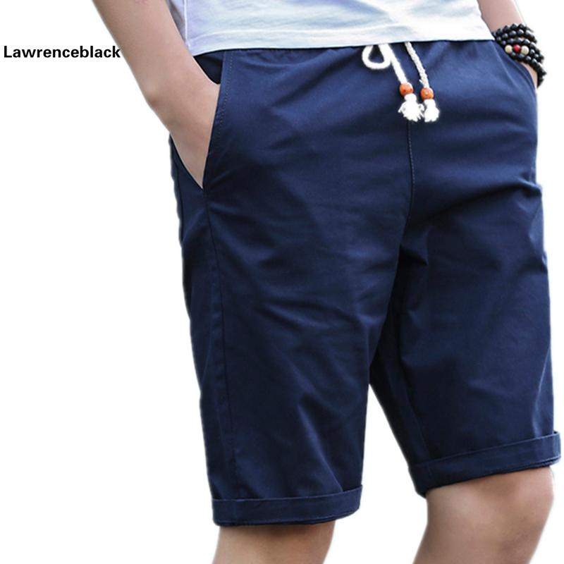 Summer Cotton Shorts Men Fashion Brand Boardshorts Breathable Male Casual Shorts Comfortable Plus Size Cool Short Masculino 208