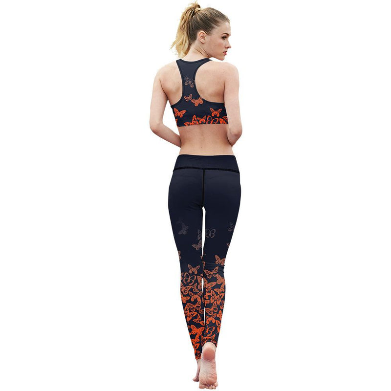 Fitness Yoga Set Training Jogging Sportswear