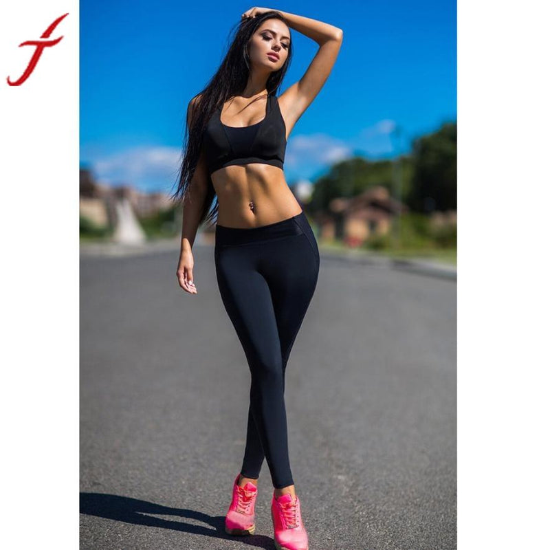 Women Workout Leggings Tight Pants