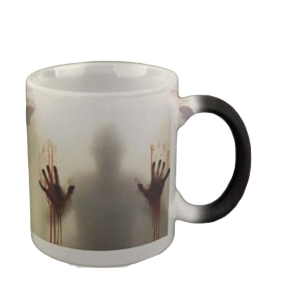 New Design  color changing  Heat Sensitive Mug