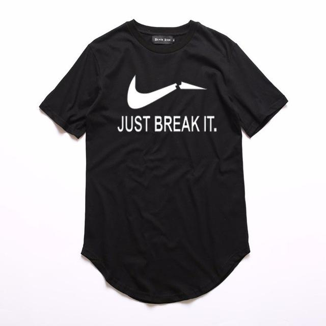 New 2018 JUST BREAK IT T-shirt