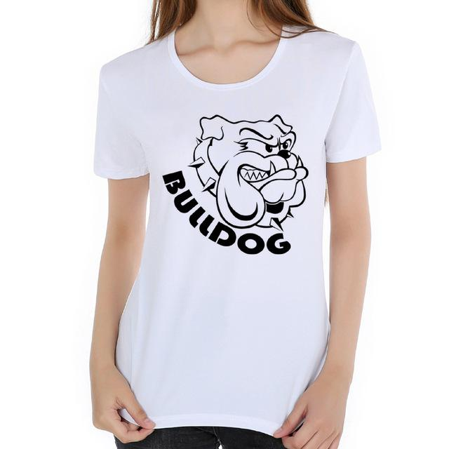 Funny Cartoon French Bulldog T-Shirt