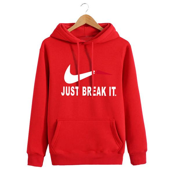 New Fashion Just Break It Hoodie