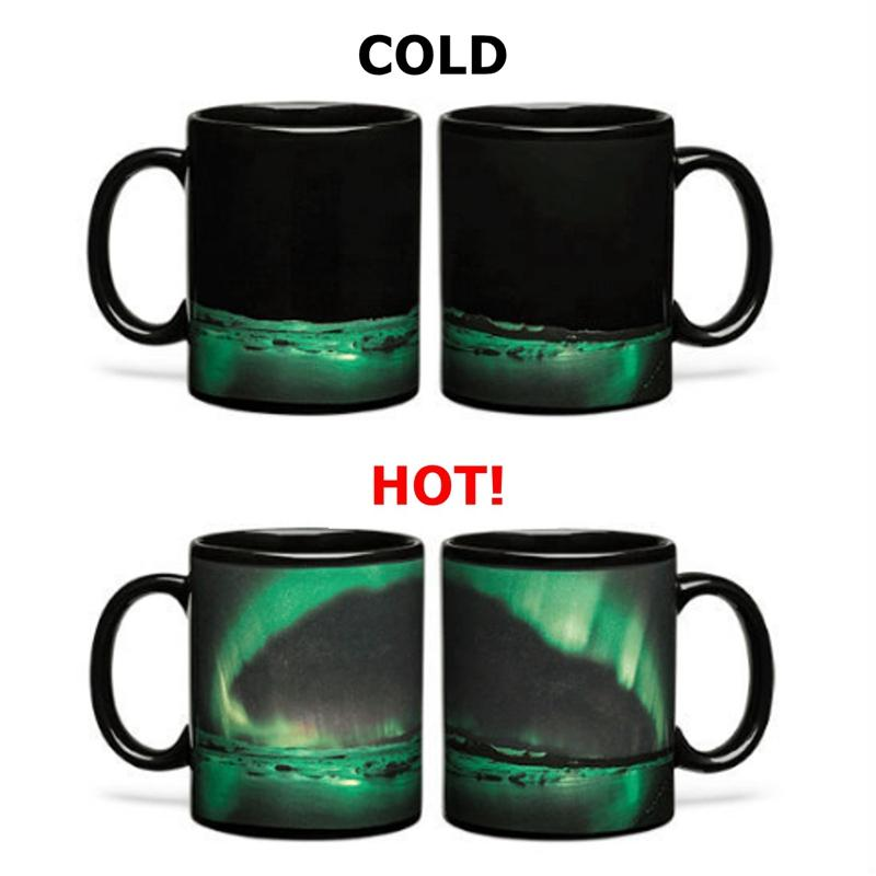 Splendid Light Color Changing Mug